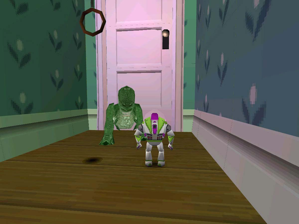 Toy Story 2 Buzz Lightyear to the Rescue Review