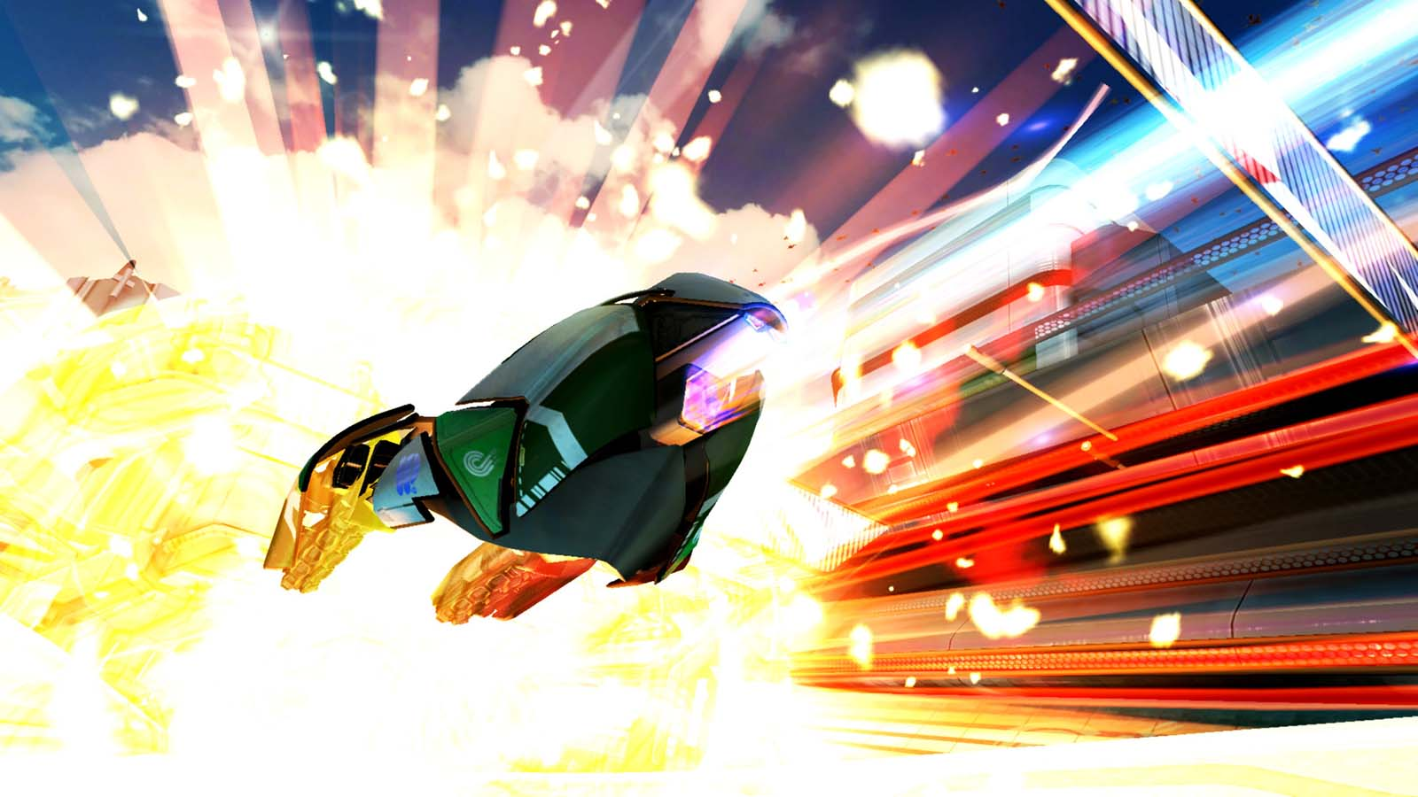 Wipeout HDFury Review