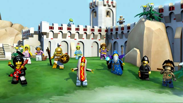 LEGO Minifigures Online (4)
