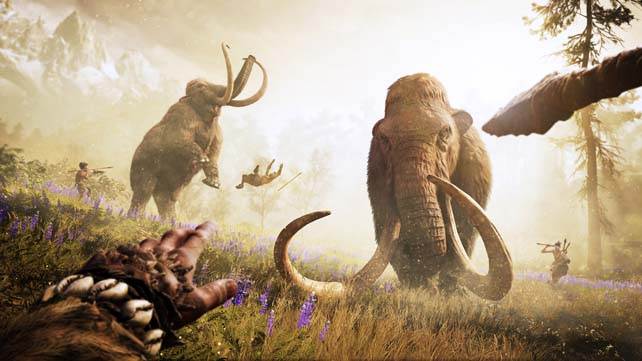 Ubisoft Announce Far Cry Primal