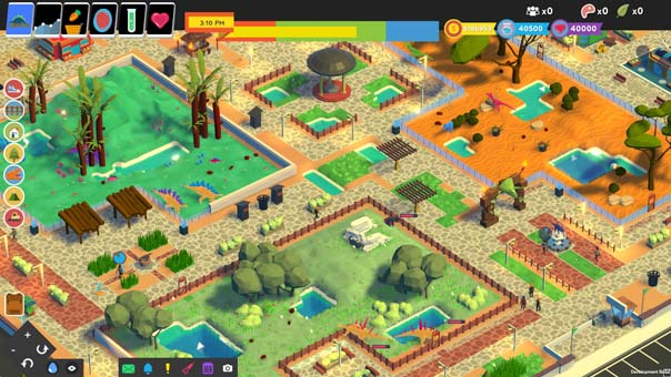 Parkasaurus Reveals Early Access Date