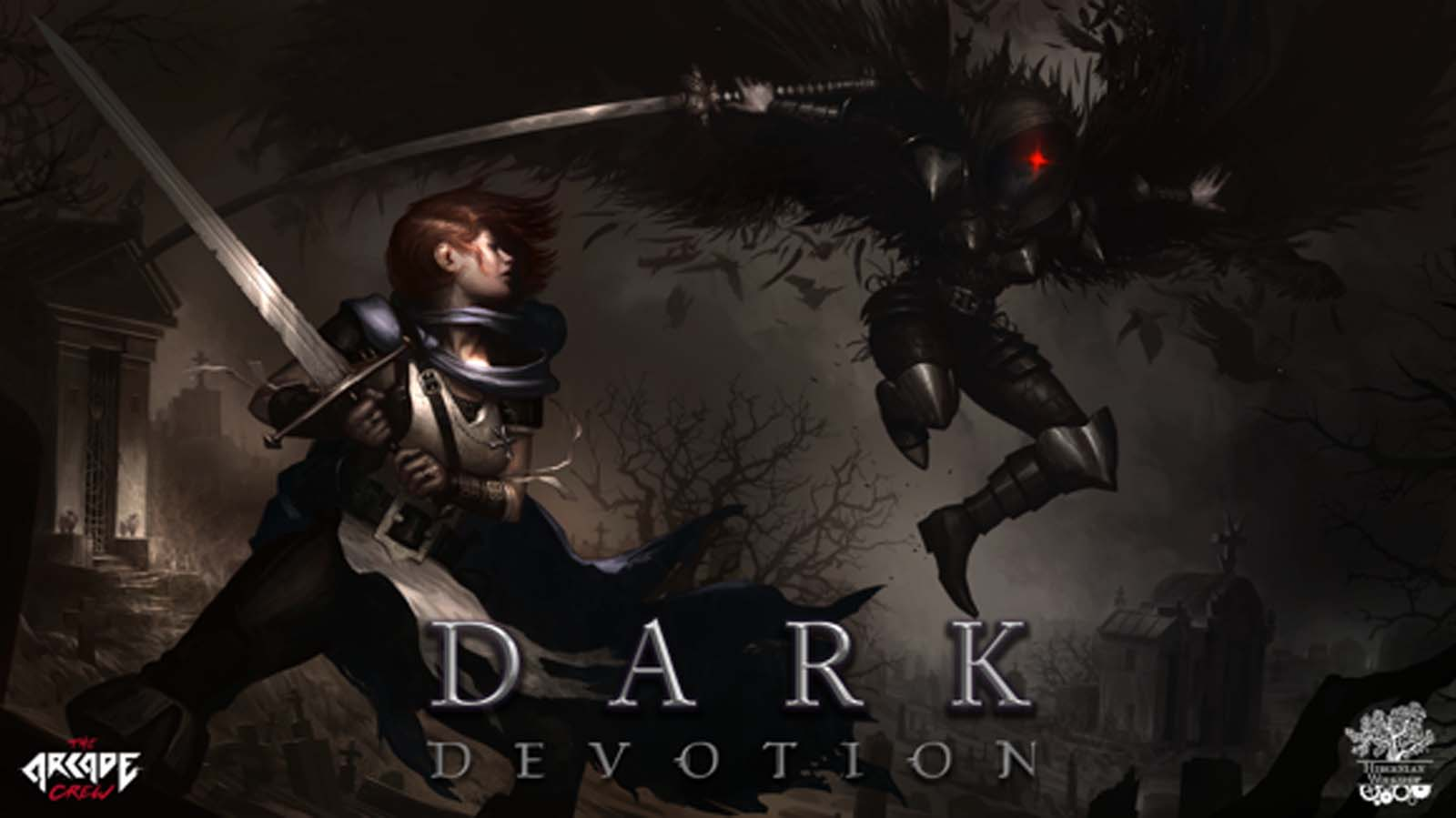 Merciless Action RPG Dark Devotion to Combat Heresy on Switch, PS4