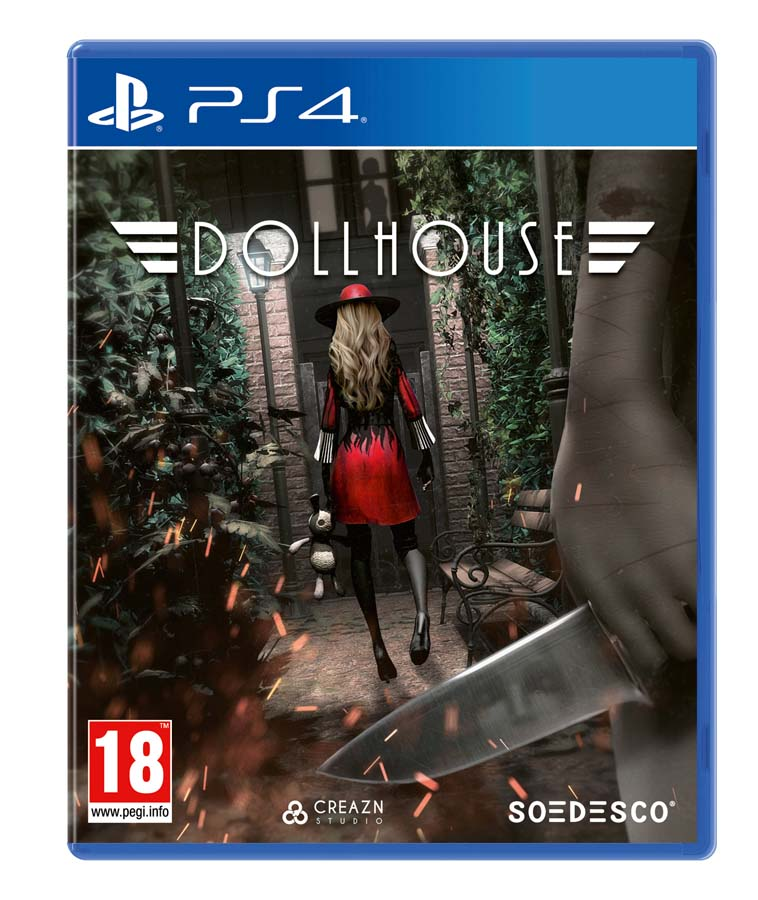 Eerie Psychological Horror Game Dollhouse Gets PlayStation 4