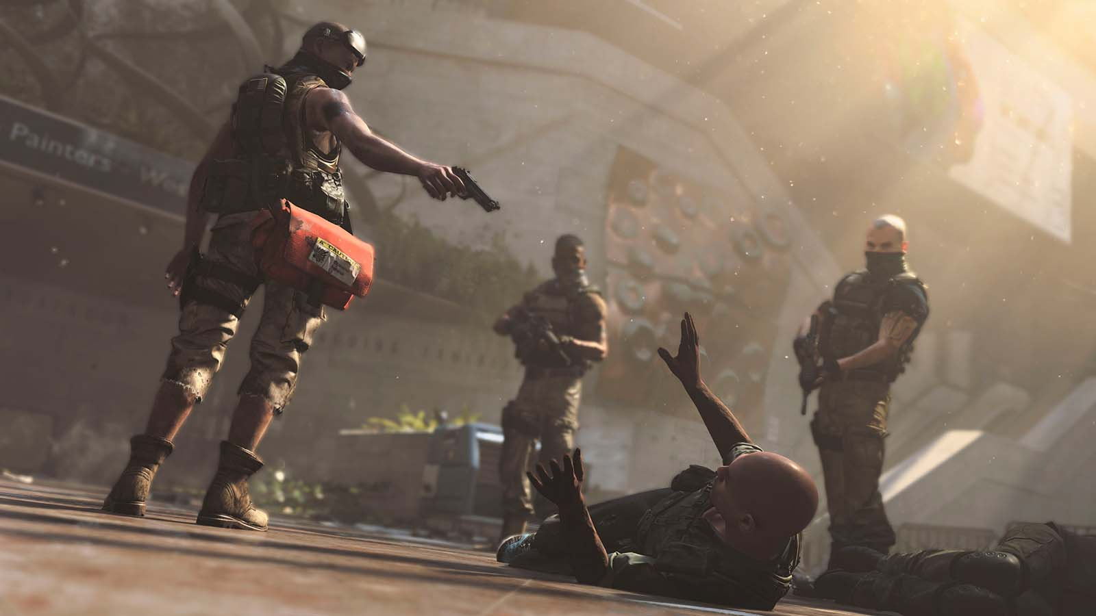 Review: Tom Clancy's The Division 2 (PlayStation 4)