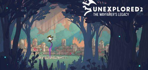Unexplored 2 The Wayfarer's Legacy