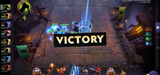 Patch Notes For The 25th June 2019 Dota Underlords
