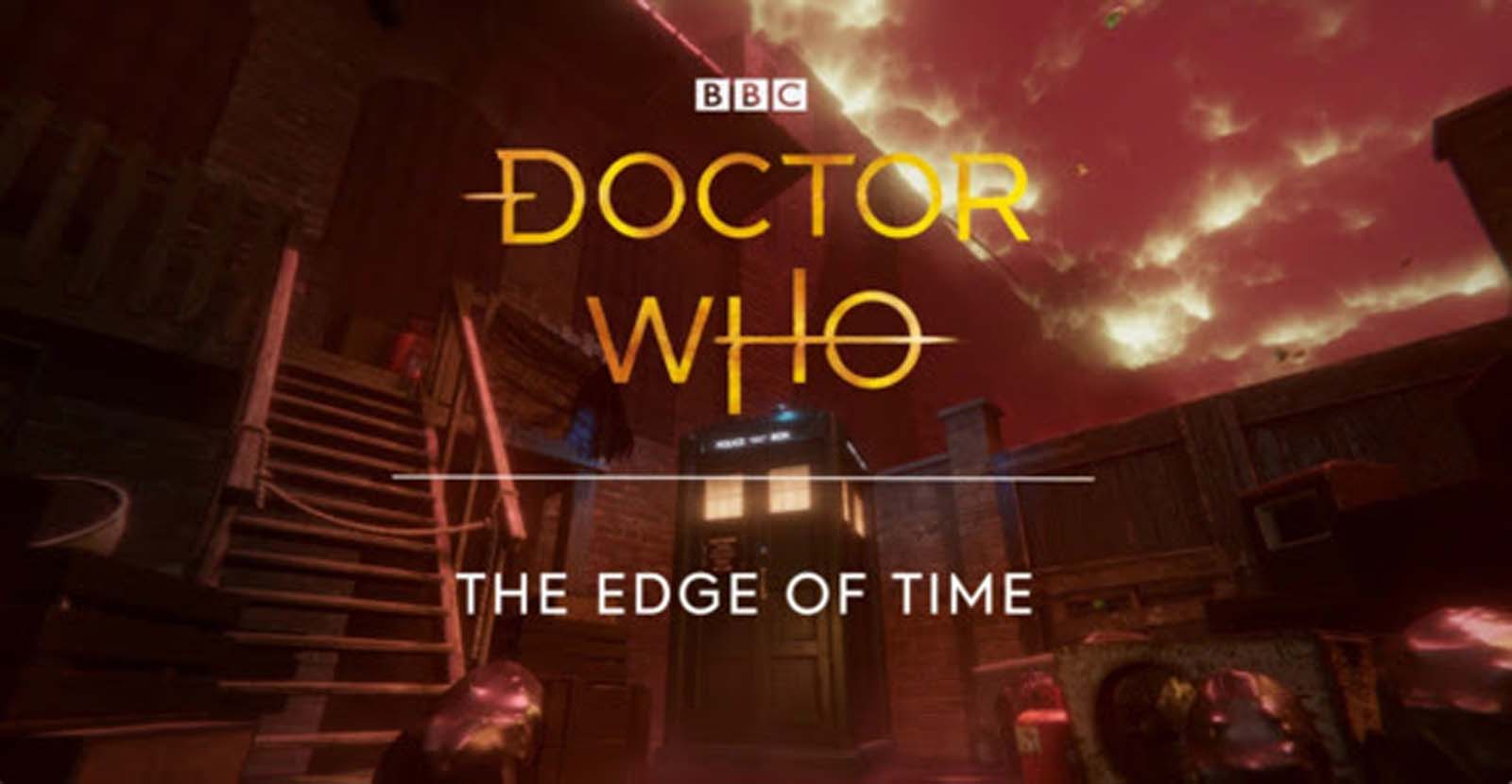 Doctor Who The Edge of Time