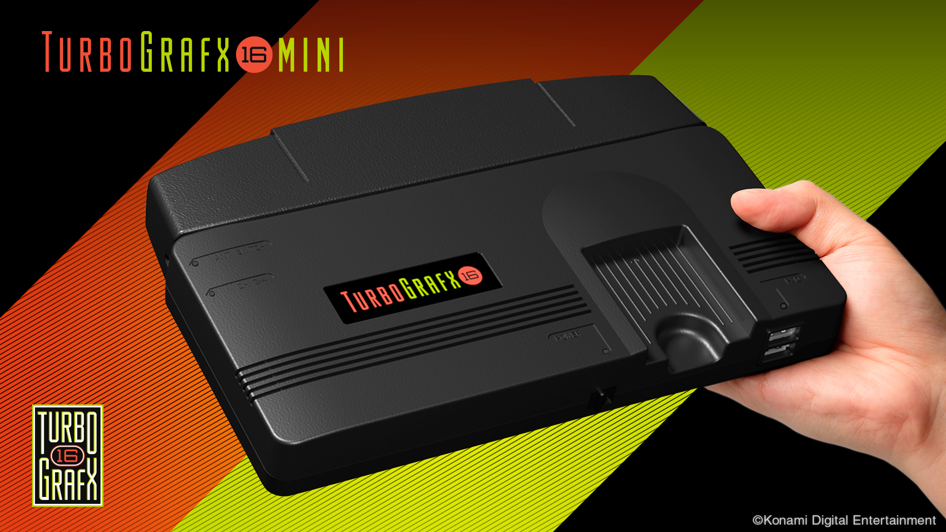 Konami have announced further details of their PC Engine