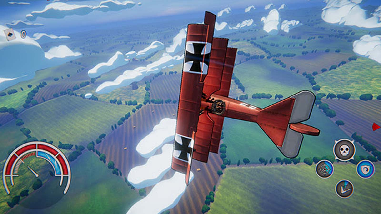 Red Wings: Aces of the Sky announced for PS4, Xbox One, Switch, and PC