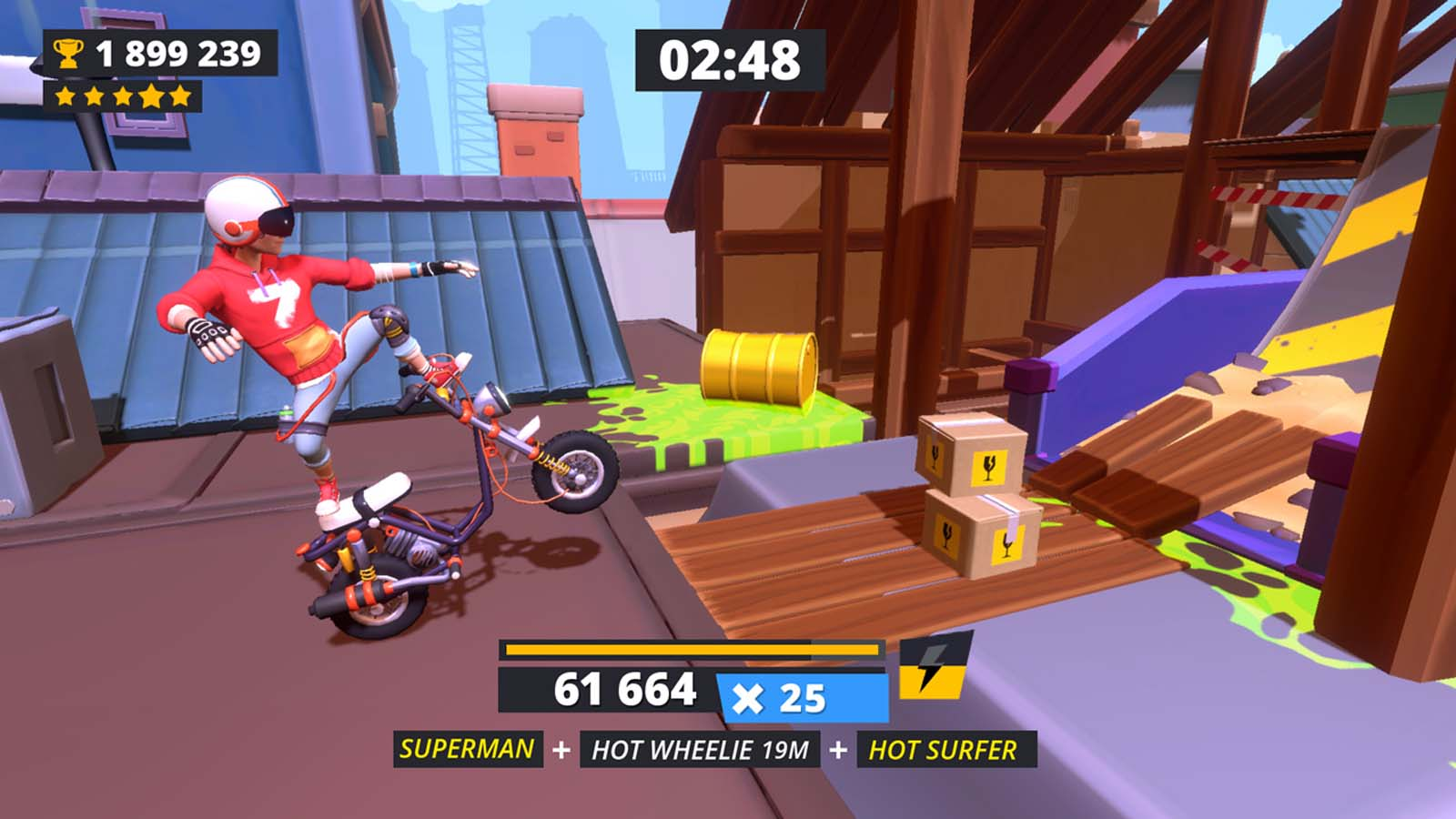 Urban Trial Tricky Deluxe Edition Review