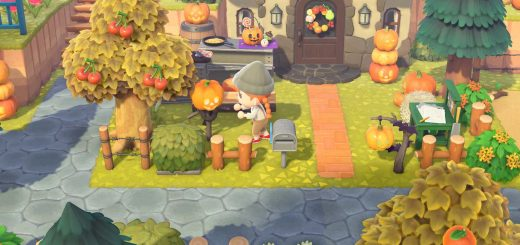 Autumn has come to Animal Crossing New Horizons