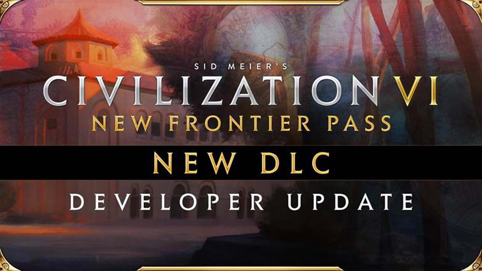 Civilization VI – New Frontier Pass Byzantium and Gaul Pack Available on September 24