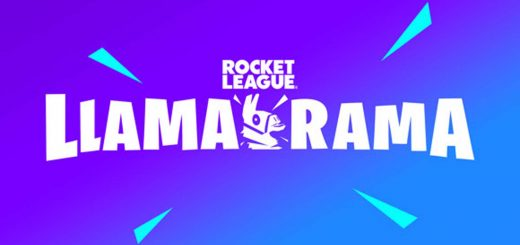 """Fortnite celebrates Rocket League going free-to-play with """"Llama-Rama"""" event!"""
