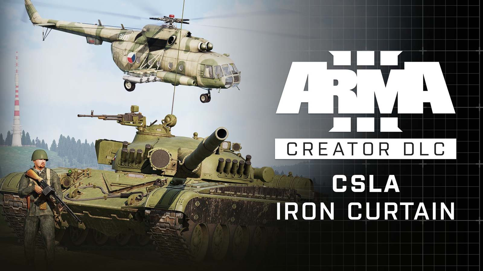 Next Arma 3 Creator DLC Introduces All New Weapons, Gear, and 256 km2 of Terrain