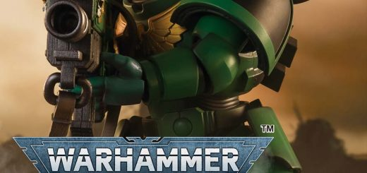 Pre-orders open for exclusive Warhammer 40,000 figurines