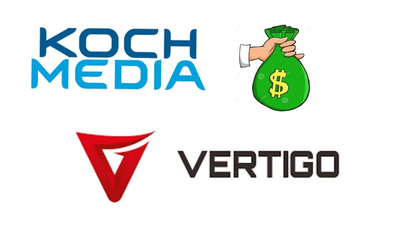 Koch Media acquires Vertigo Games and enters VR gaming market