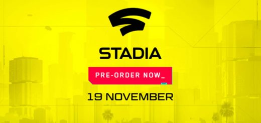 Cyberpunk 2077 coming to Stadia on November 19th