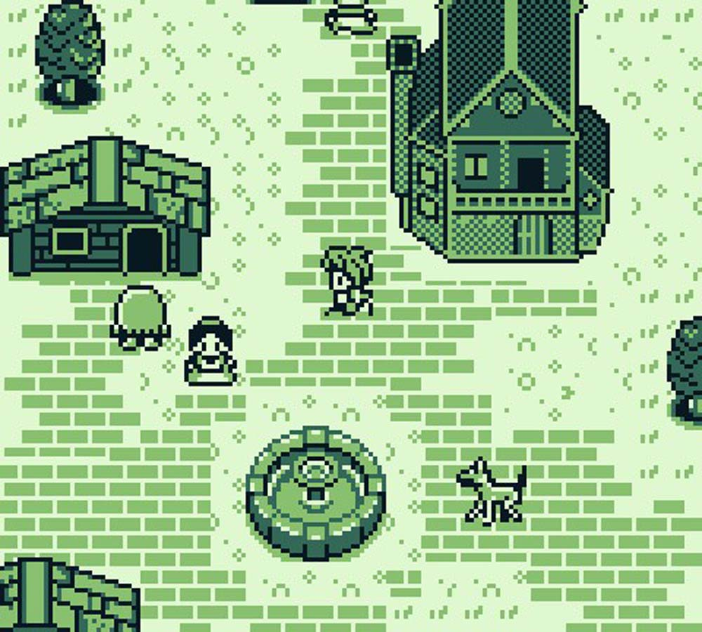 Dragonborne for Game Boy shipping in January