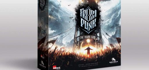 Frostpunk The Board Game Launches its Kickstarter Campaign