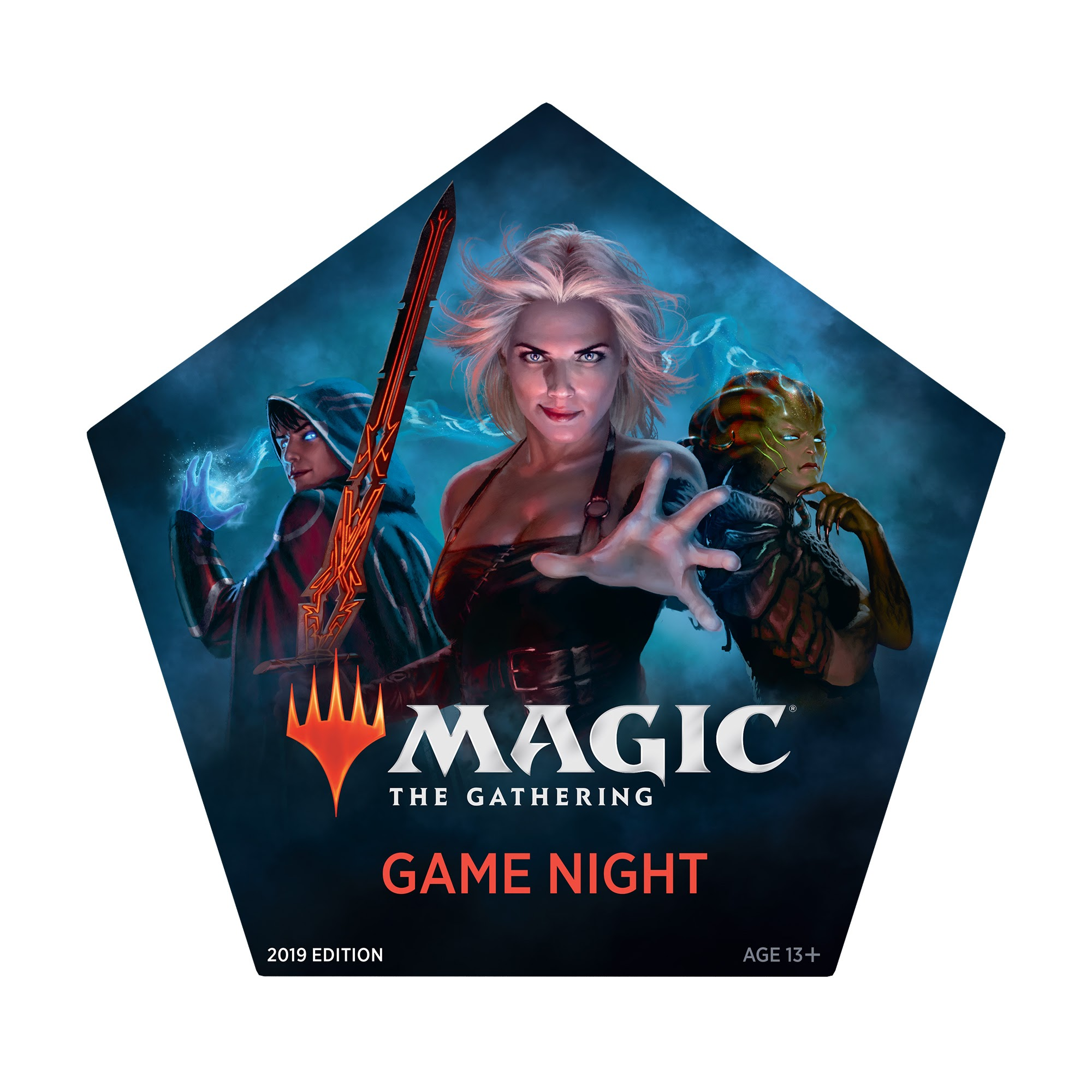 Magic The Gathering Magic Game Night