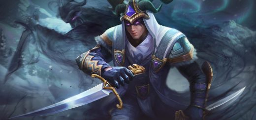 SMITE Battleground of the Gods has released its newest version of Loki in The Trickster God Update
