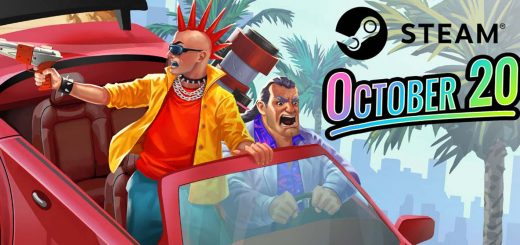 Shakedown Hawaii is coming to Steam