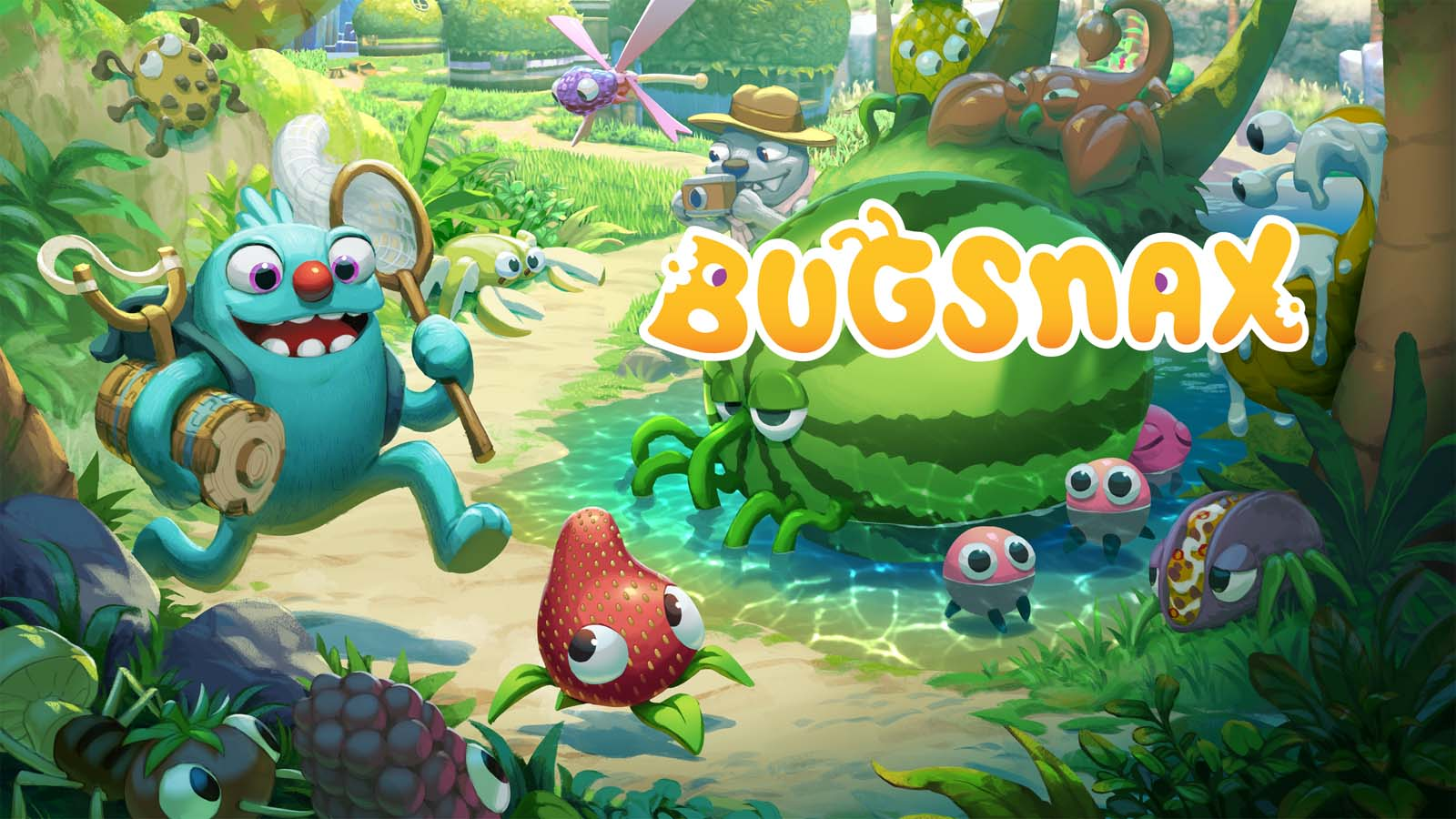 Bugsnax Review (Epic Games StorePC)