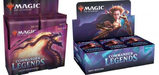 Commander Legends, Magic The Gathering's latest card set, is out today