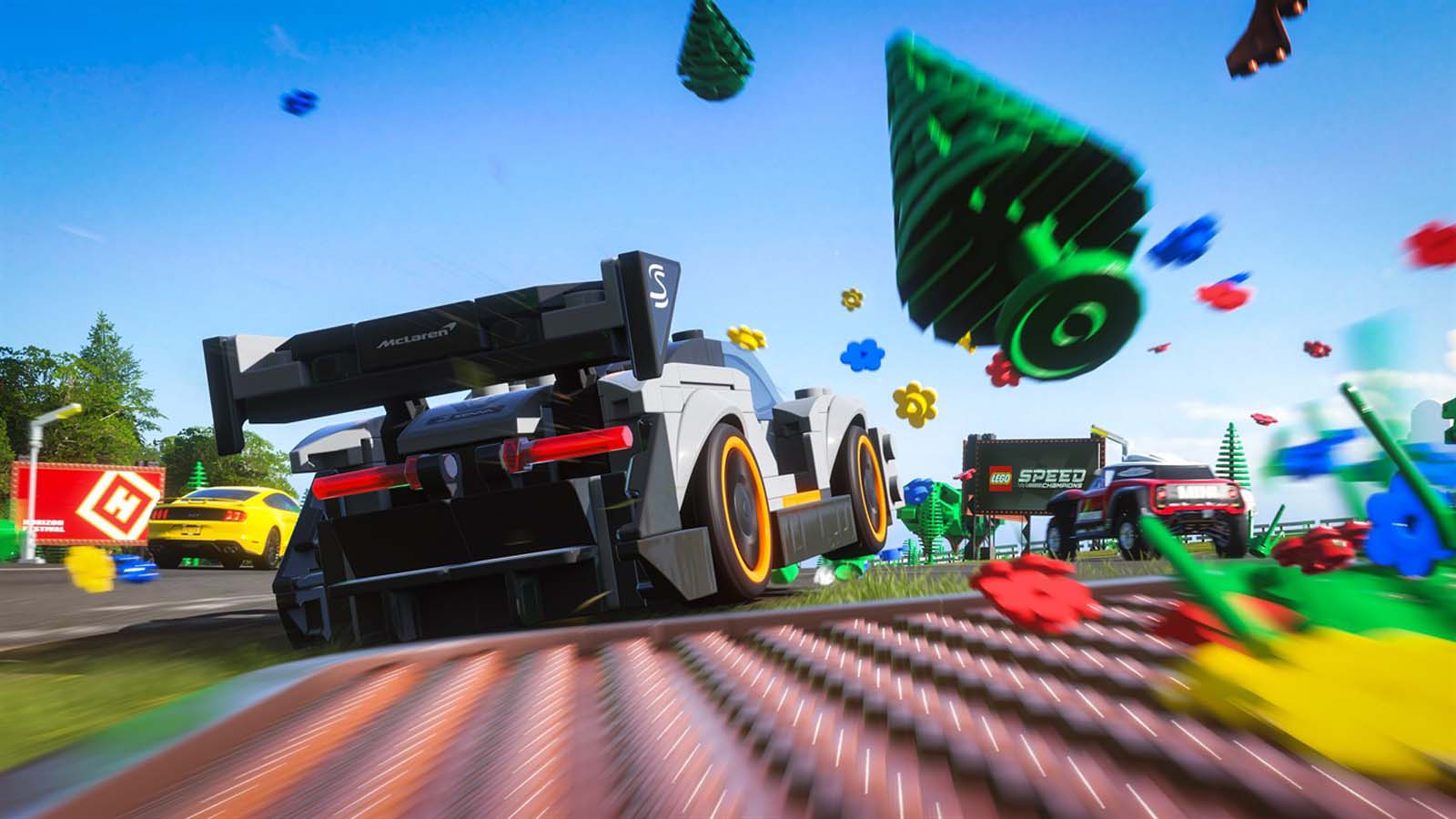 Forza Horizon 4 Lego Speed Champions DLC (Xbox Series S)