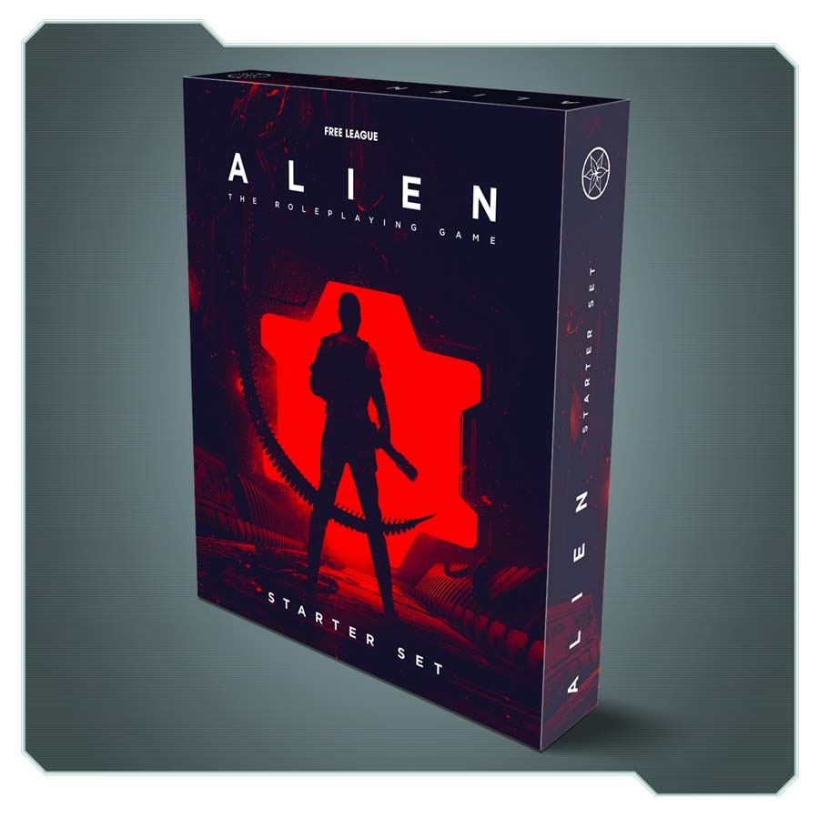 Lock & Load Your Pulse Rifle – Colonial Marines Operations Manual Announced for the ALIEN RPG