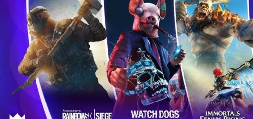 Prime Gaming is Bringing the Loot this Christmas, Featuring Content for the Latest Ubisoft Games, and a Library of 35+ games