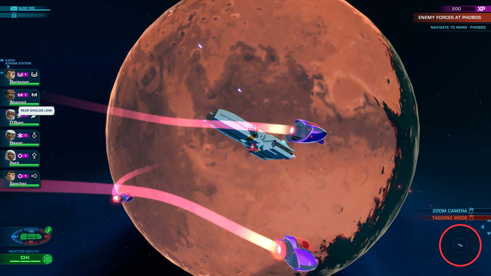 Space Crew Review (PlayStation 4)