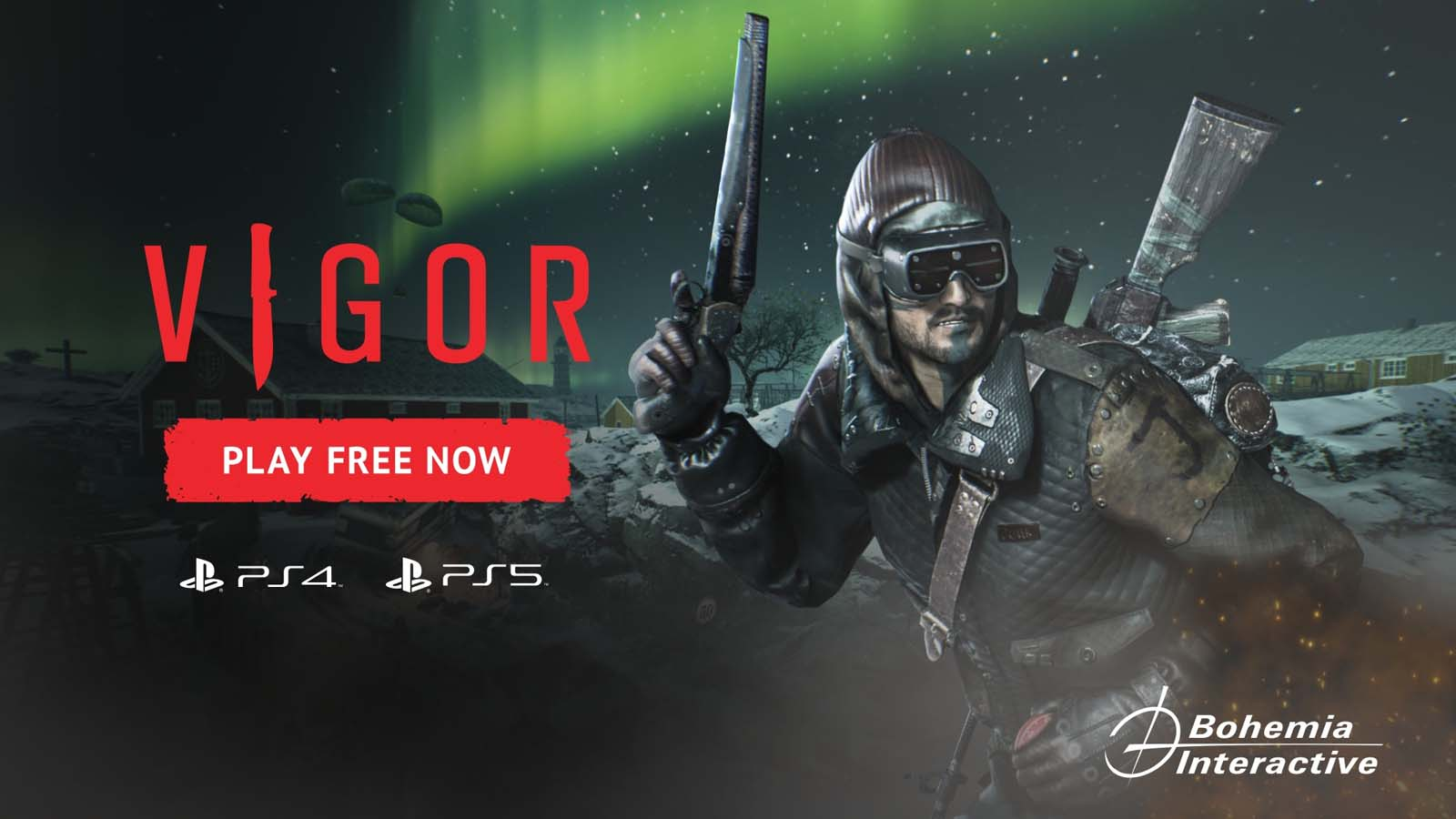 Vigor Is Out Now on the Playstation 4 and Playstation 5