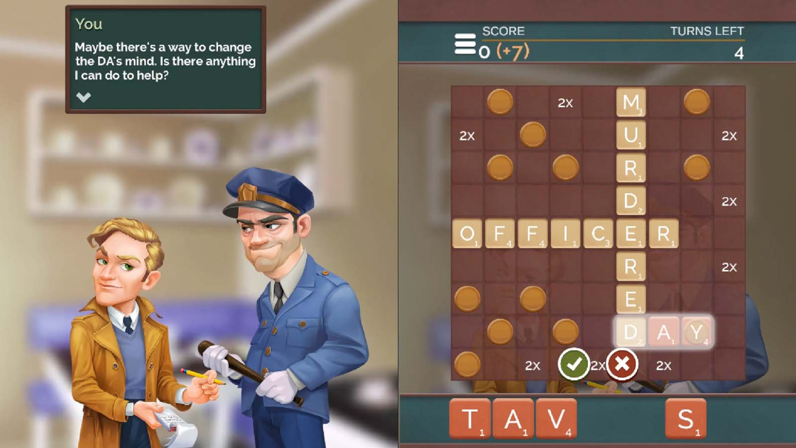Crossword City Chronicles Review (Steam)