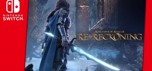 Kingdoms of Amalur Re-Reckoning Slated for Nintendo Switch Release March 16th