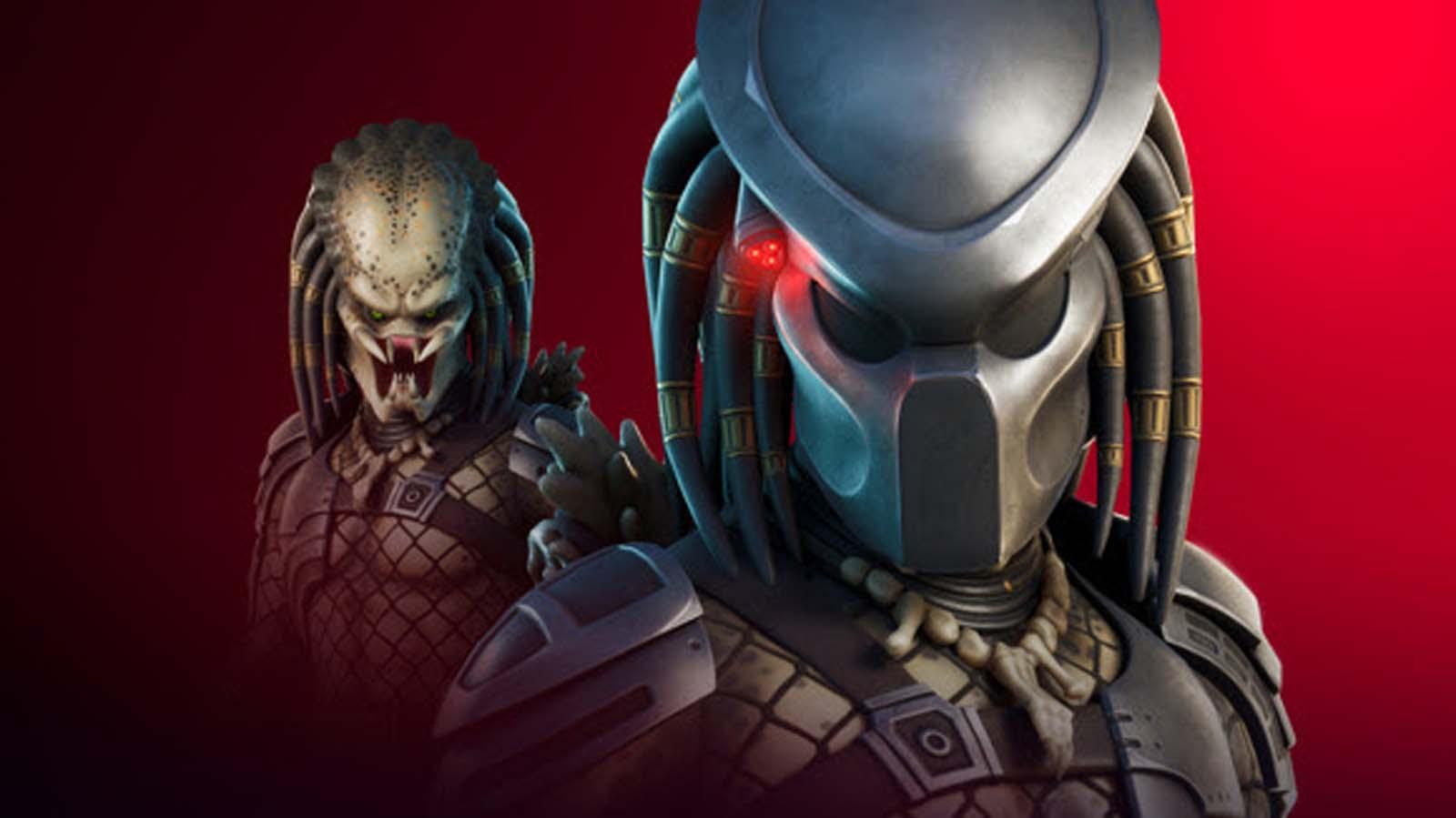 Predator Joins The Fortnite Chapter 2 Season 5 Battle Pass