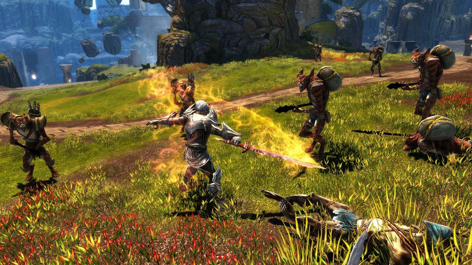 Kingdoms Of Amalur Re-Reckoning Review (PlayStation 4)