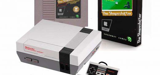 The Shapeshifter Kickstarter NES Goal Achieved