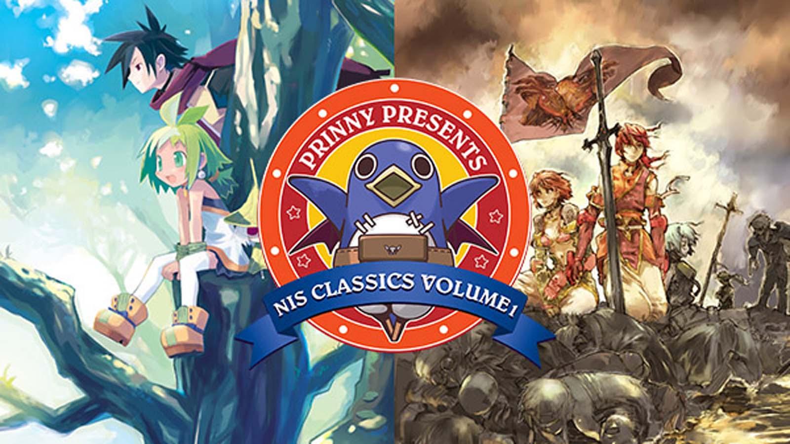 NIS America has revealed Prinny Presents NIS Classics Volume 1