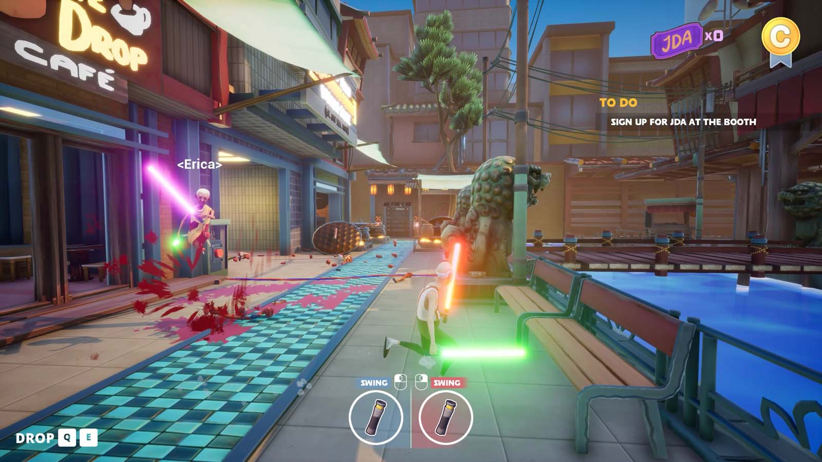 Old People Mayhem Sandbox 'Just Die Already' Coming Soon to PlayStation, Xbox and Nintendo Switch Alongside PC