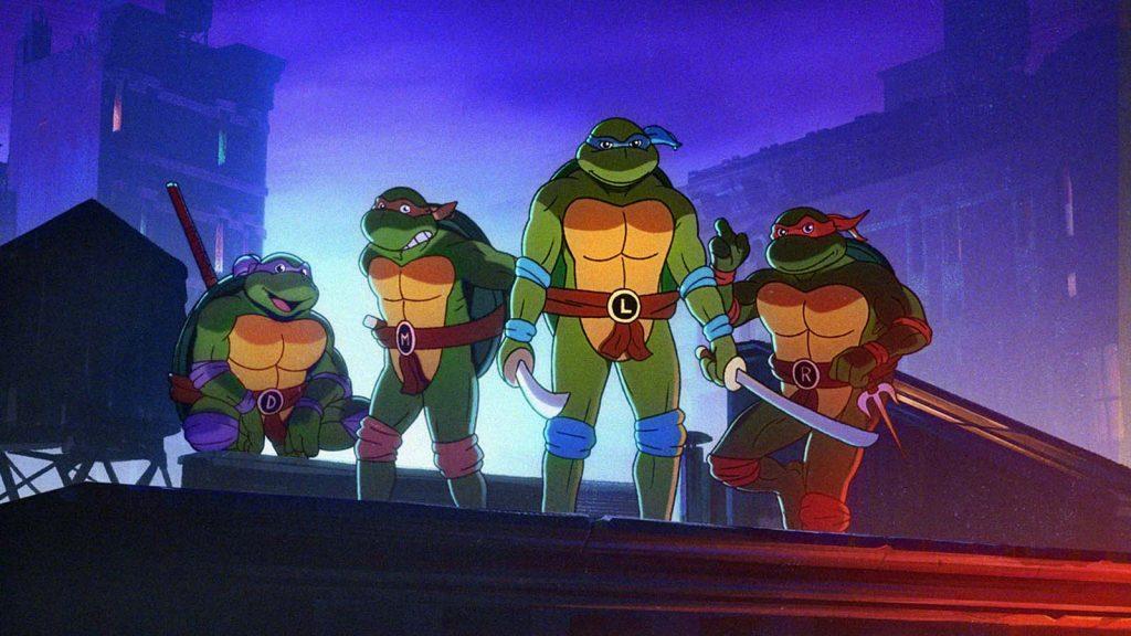 Teenage Mutant Ninja Turtles Shredder's Revenge