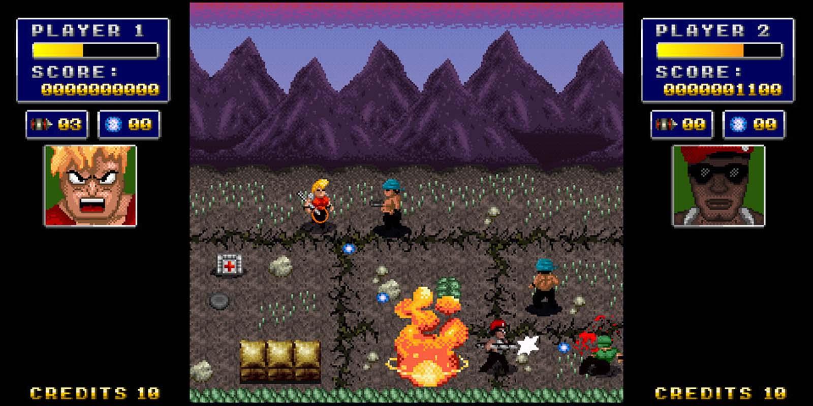 Thunderflash Review (PlayStation 4)