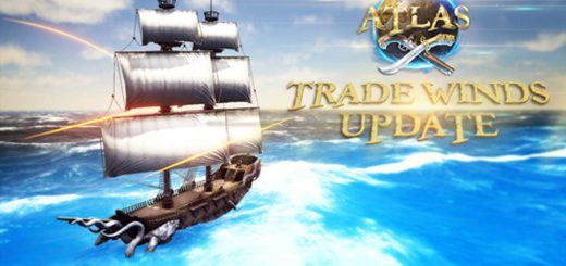 Atlas Launches Trade Winds Update for Xbox and Steam