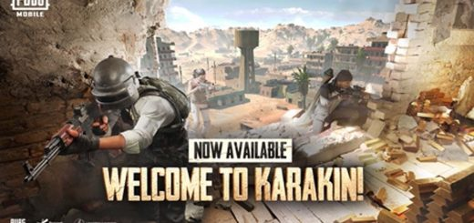 New PUBG MOBILE map Karakin available today