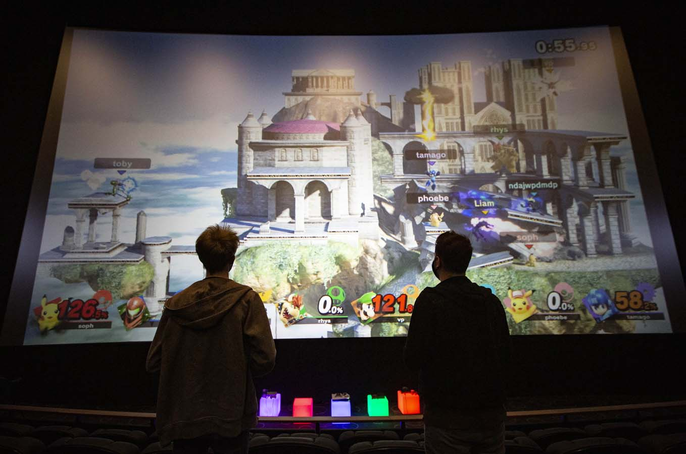 Experience Games On The Big Screen At Cineworld
