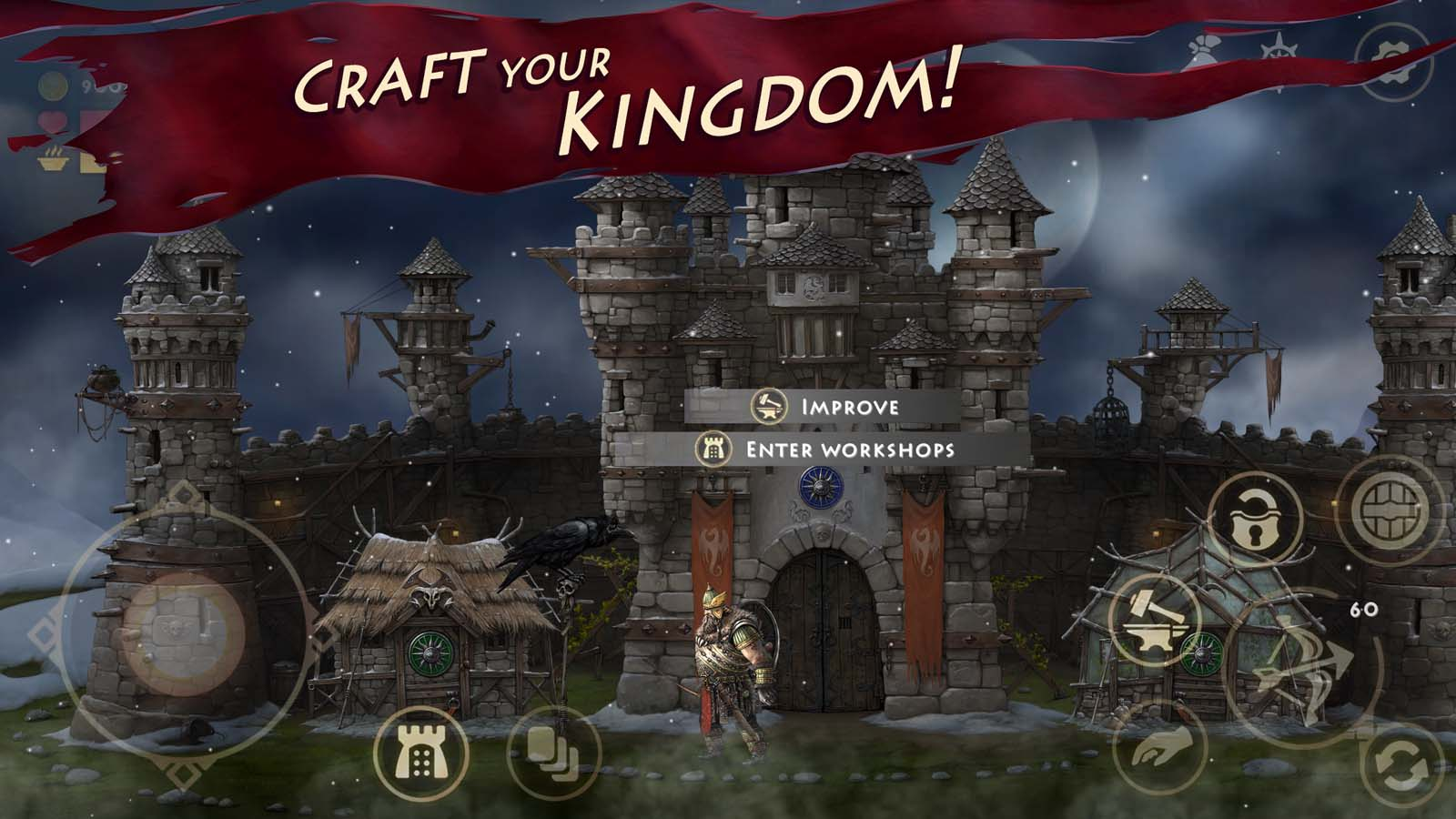 Niffelheim is now available on iOS for iPhone and iPad