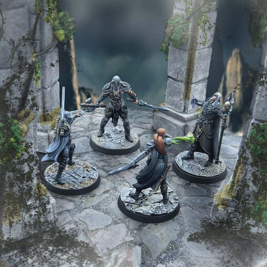 The Elder Scrolls Online Cinematic Heroes BattleScene
