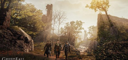 GreedFall Gold Edition town shot