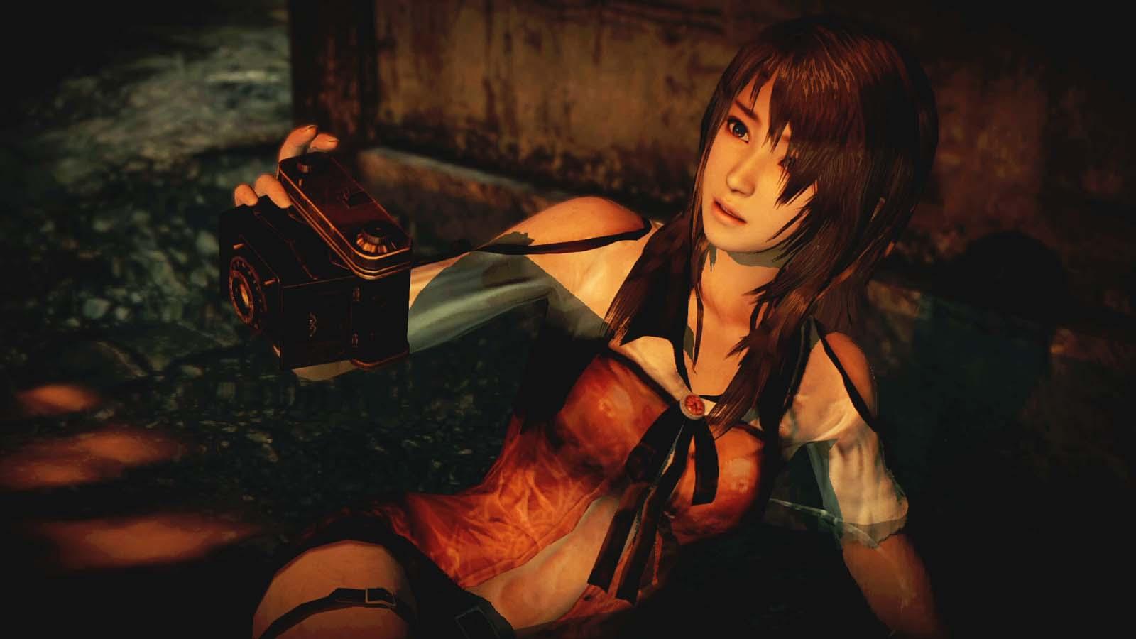 Project Zero Maiden of Black Water Yuri