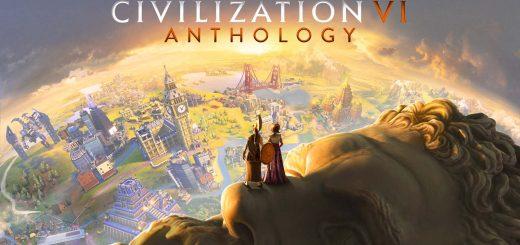 Sid Meier's Civilization VI Anthology promo shot